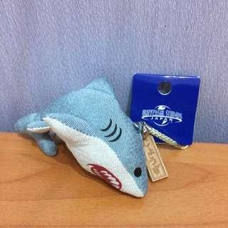 USJ JAWS 日本 大阪環球影城 大白鯊 鎖匙扣 電話繩