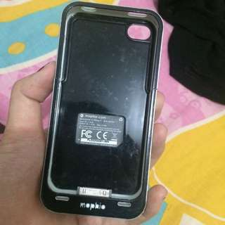 2in1 Charger&Case Iphone 4S