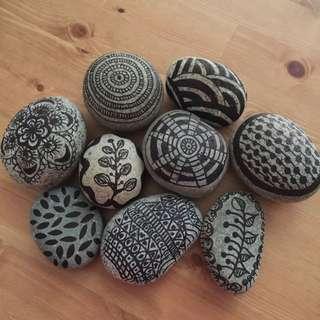 Pebbles - Stone Art