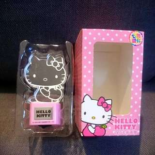 【全新】HELLO KITTY. LED七彩夜燈