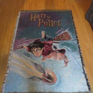 Harry Potter and the Philosopher's Stone Blanket