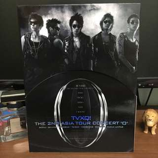 "東方神起 THE 2ND ASIA TOUR CONCERT ""O"" DVD"
