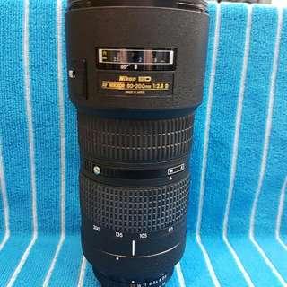 Nikon Af 80-200/2.8 D