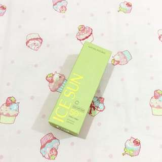 (Free Postage) Nature Republic Ice Sun Sunblock