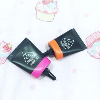 ( Free Postage) 3CE Lip Pigment