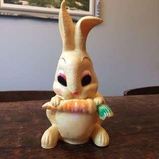 Vintage Squeak Bunny