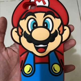 Casing Iphone 6 Atau 6s Mario Bros