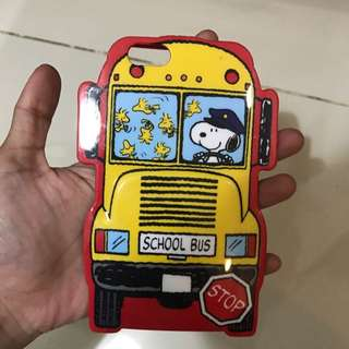 Casing Iphone 6 Atau 6s Snoopy