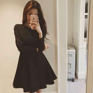 全新 氣質韓版修身連身裙/洋裝