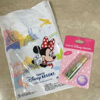 日本迪士尼購入 奇妙仙子 護唇膏