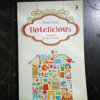 Novel Hotelicious - Free Onkir