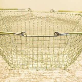 Vintage Grocery Baskets