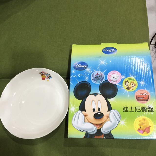 迪士尼餐盤