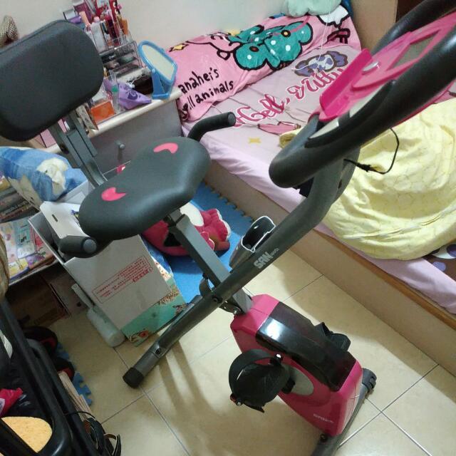 健身車 飛輪