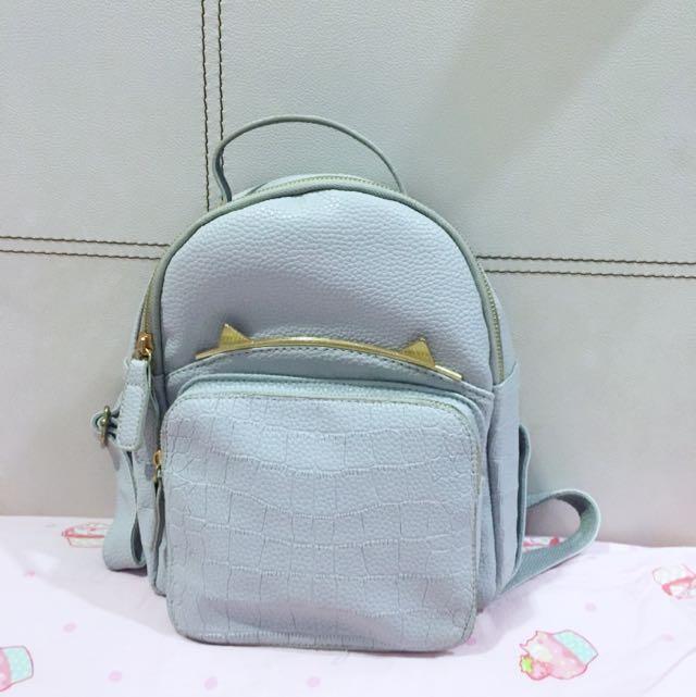 ( Free Postage) Cat Mini Backpack