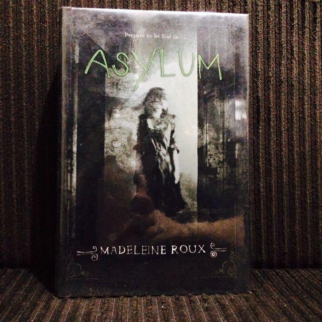 [Hardbound] Asylum By Madeleine Roux