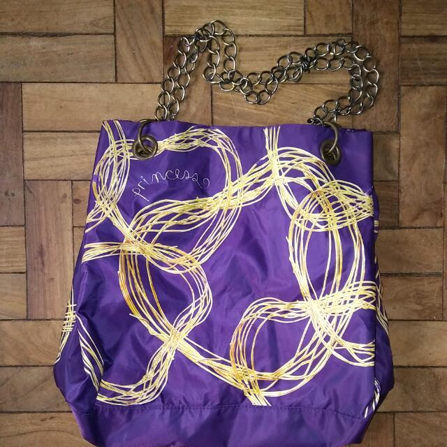 6a1a99f7b0 Authentic Vera Wang Princess Tote Bag