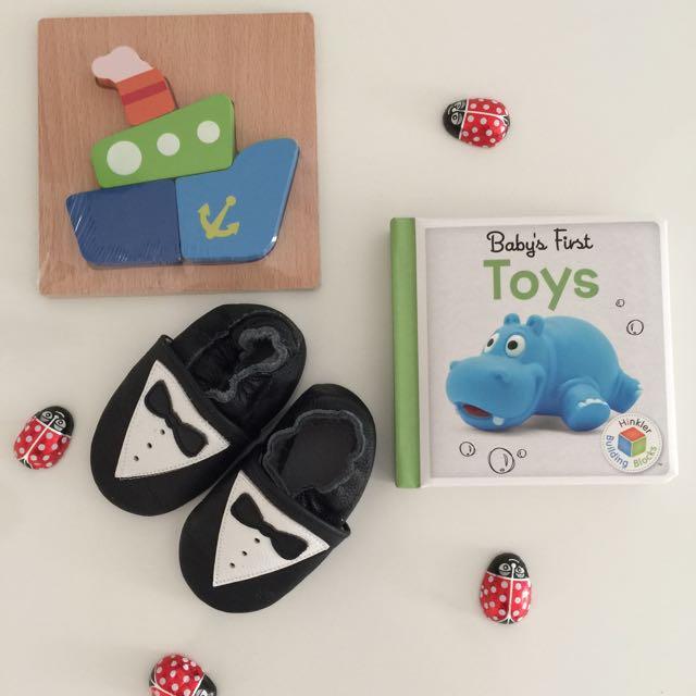 Baby Boy Gift Bundle