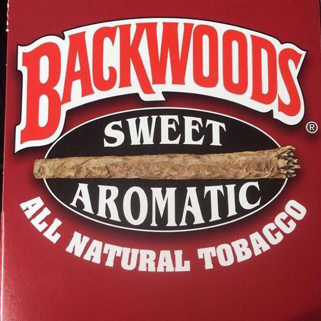 Swisher Sweets Twisted Berry X Backwoods