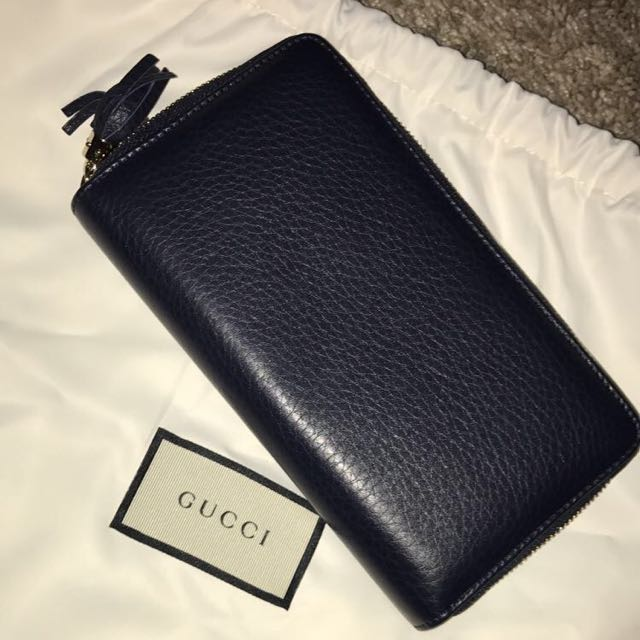 Brand New Gucci Authentic Soho Wallet