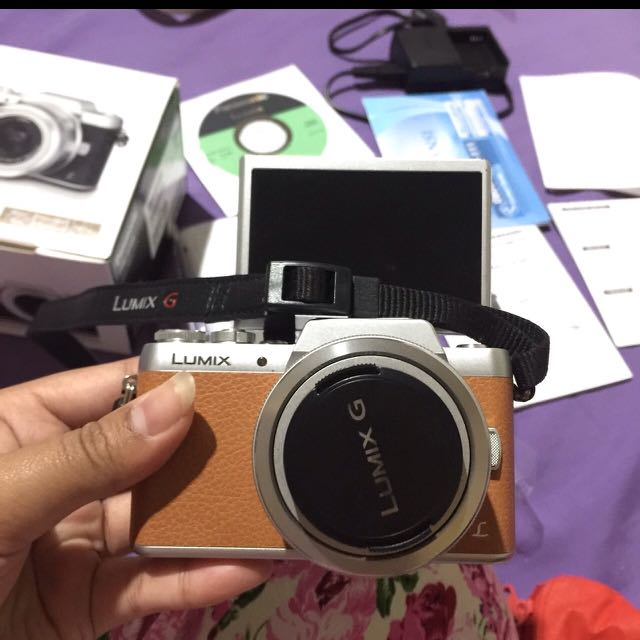 Camera mirrorless Panasonic Lumix GF8