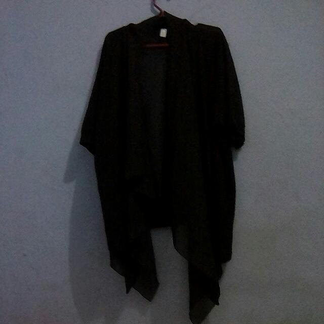 Summer BLACK Cardigan