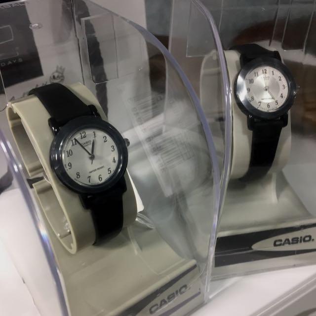 全新Casio手錶