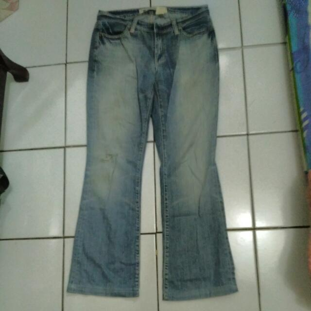 Celana Panjang Merk Gap Original