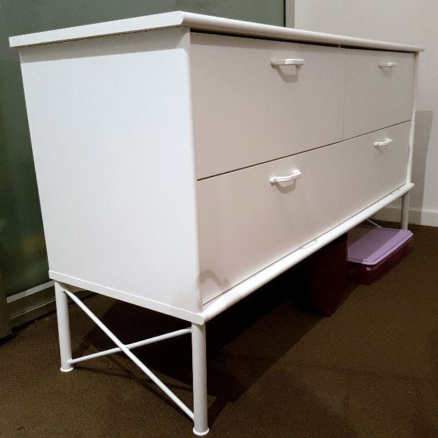Chest of 4 Drawers (IKEA)