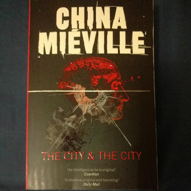China Mieville The City & The City