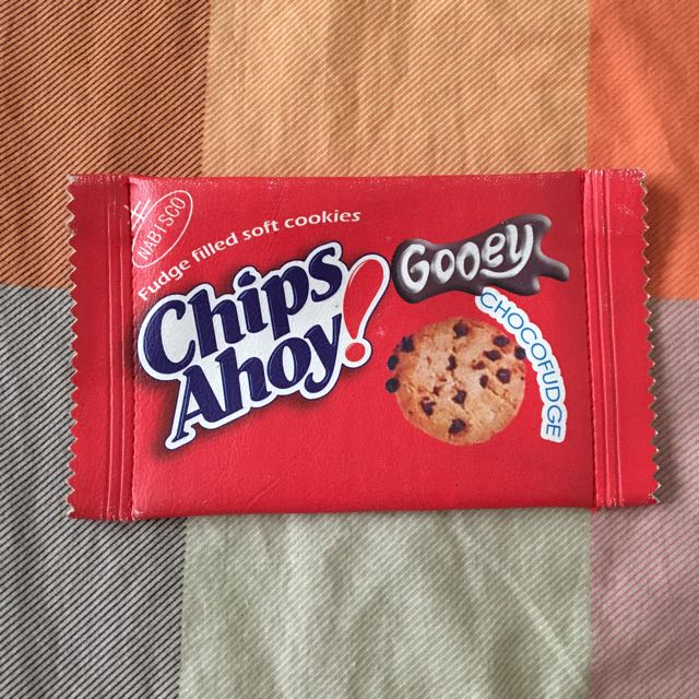 Chips Ahoy Pouch