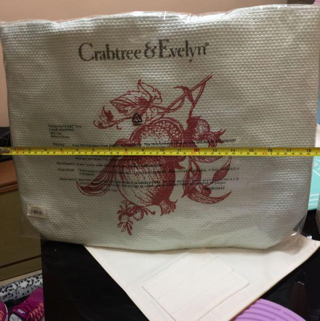Crabtree手提袋