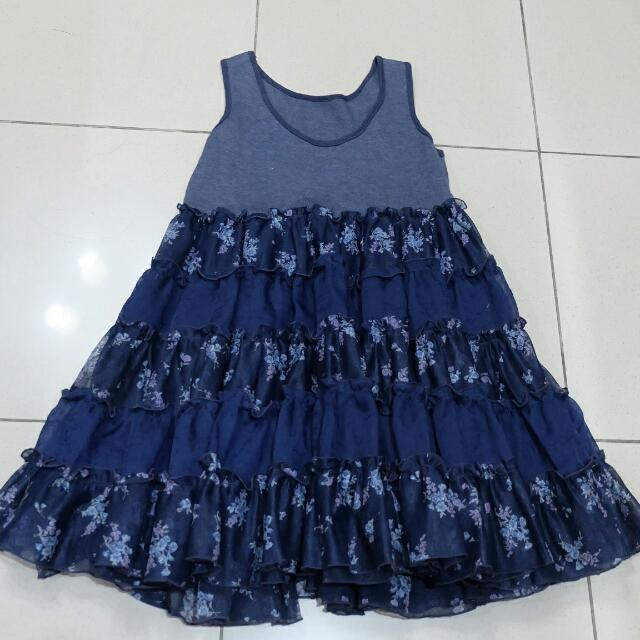 Cute Ruffled Dress