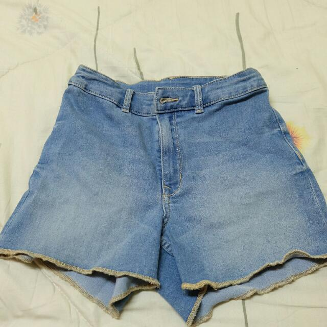 Divided By H&M Midwaist Shorts