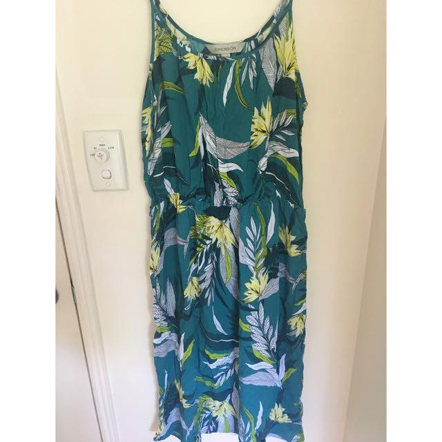 Emerson Summer Dress Size 12