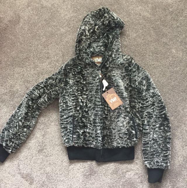Fluffy Jacket (medium)