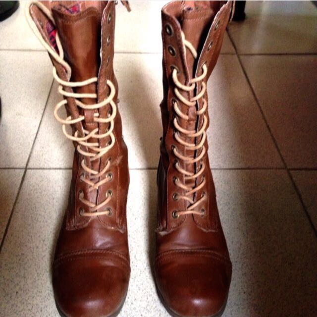 Forever21 Boots (Reversible)