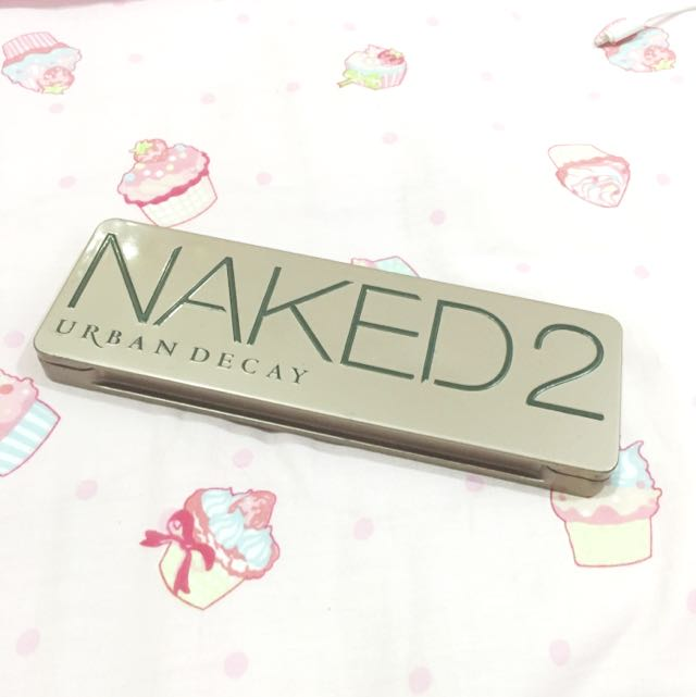 (Free Postage) Urban Decay Naked 2 Palette