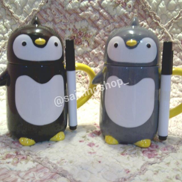 gelas pinguin