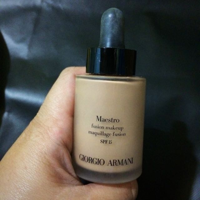 Genuine Gorgio Armani Liquid Foundation