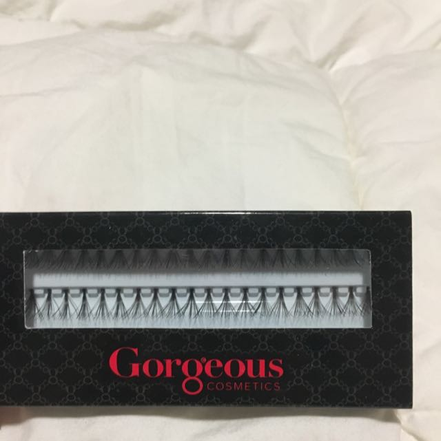 Gorgeous Cosmetics Individual False Eyelashes
