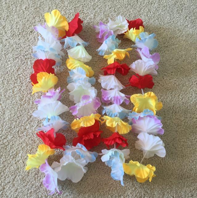 Hawaiian Lei ($3 EA Or $5 Both)
