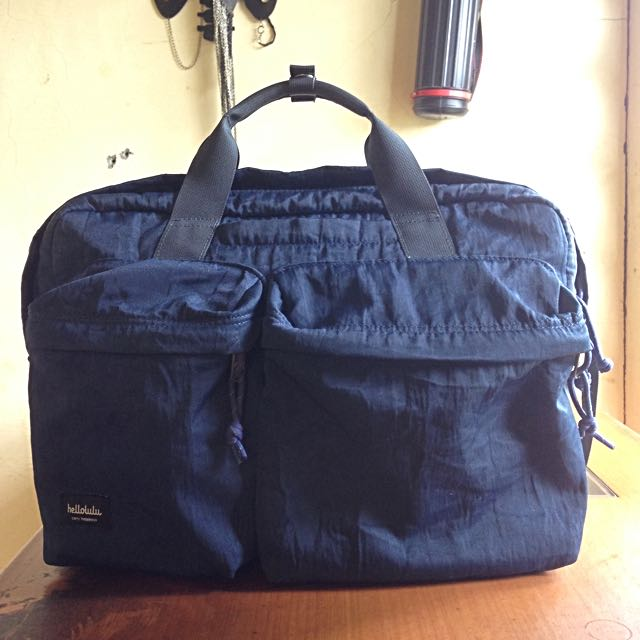Hellolulu Messenger Laptop Bag
