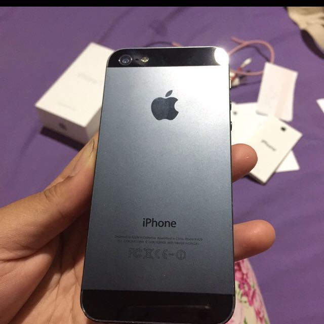 Iphone 5 Black Ori 64 GB