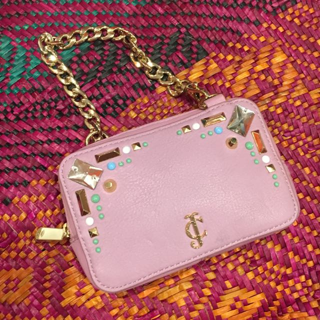 Juicy Couture Bejeweled Coin Purse