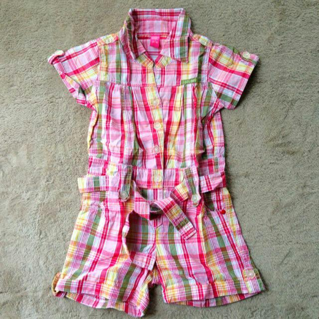 Jumpsuit Anak Cool Girl