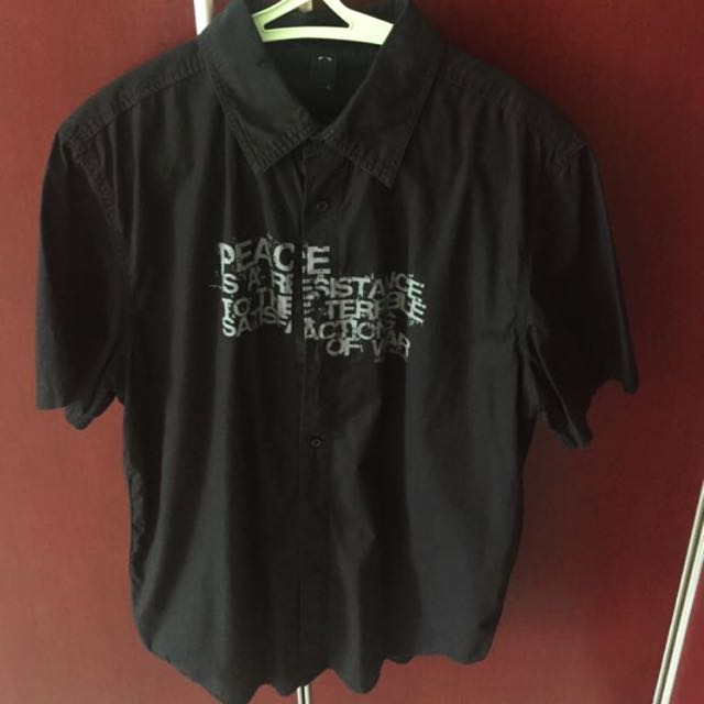 BSX Black Shirt