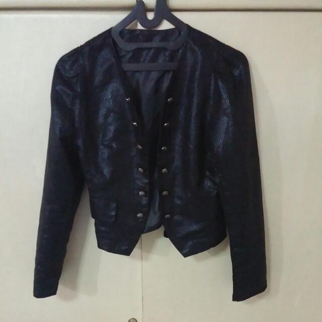 Leather Jacket / Jaket Kulit Import
