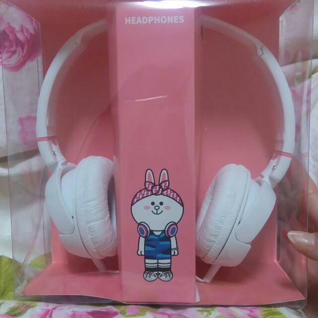 Line pay頭戴式耳機