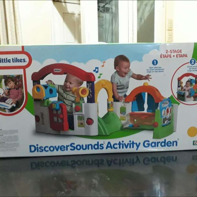 Little Tikes Playhouse Garden